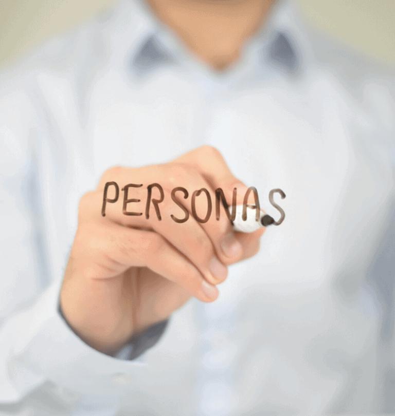 connaissance client les personas