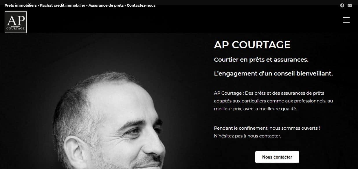 AP COURTAGE - courtier en prêts et assurance