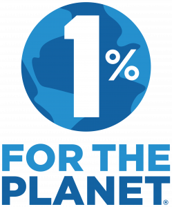 PYJE soutient 1% for the planet